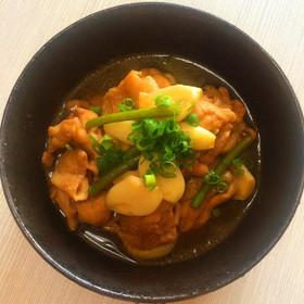 スタミナ満点◎若鶏のにんにく大好き煮込み