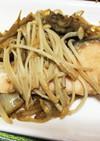 無水鍋で鮭のちゃんちゃん焼き