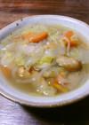 簡単作り置き!白菜の甘み食べる野菜スープ