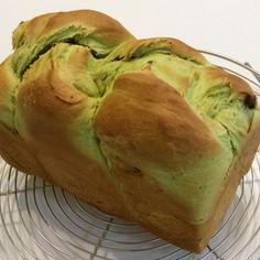 デニッシュ風抹茶のスイートパン