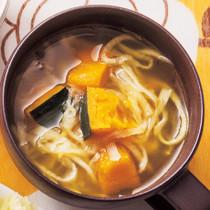 切り干し大根とかぼちゃのスープ