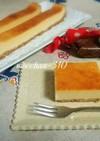 ベイクドチーズケーキ*スティック型にも♪