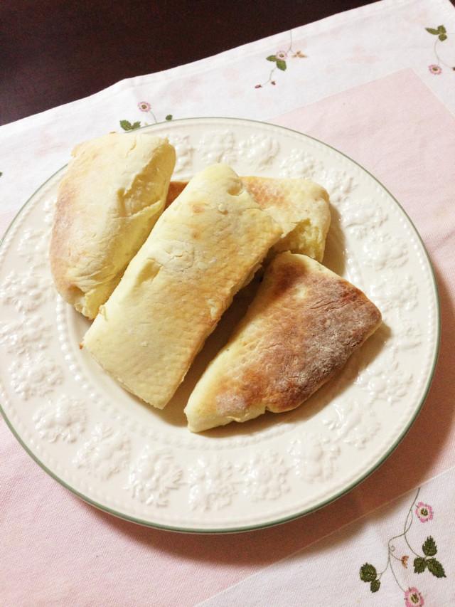 【栗原はるみ】簡単 網焼きパン