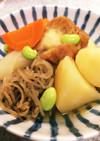 仙台麩じゃが 創味のつゆで味付け簡単