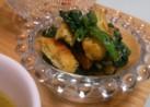 お弁当に!ほうれん草とお揚げのゴマ酢味噌