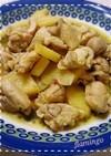忙しい日には、鶏じゃがカレー煮