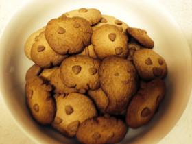 ハロウィン簡単クッキー