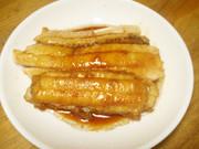 簡単 太刀魚のかば焼き(手順写真)の写真