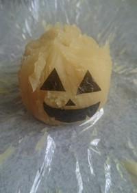 お芋でハロウィン♪キャラ弁のおかず