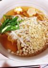 関西風うどん☆麺つゆの作り方