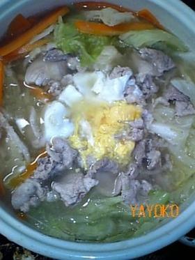 洋風野菜煮込み