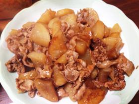 豚バラ大根★トロトロ簡単!ご飯がすすむ!