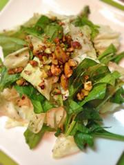 ピスタチオで簡単☆デリ風サラダの写真