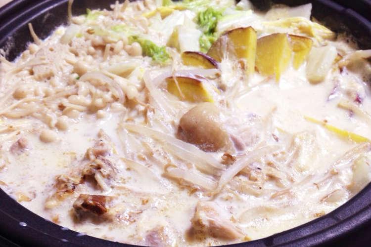 アレンジ 豆乳 鍋