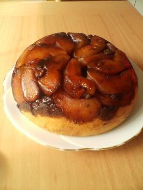 炊飯器でおからのケーキ★タルトタタン風