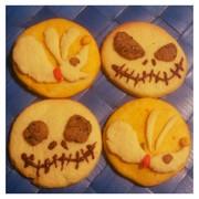 ジャックとゼロの3色クッキーの写真