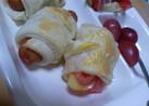 冷凍パイシートの全卵使用でおかずパン