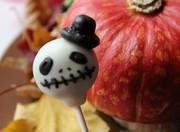 ハロウィン・ケーキポップ・デコの写真