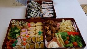 運動会のお弁当☆2014