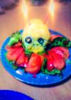 2011ハロウィン☆スパークスカルサラダ
