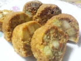 さつま芋と人参の栄養満点!美肌ケーキ