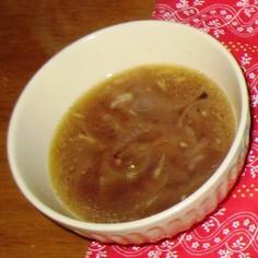 簡単!オニオンスープ