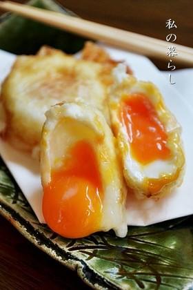 冷凍たまご 天ぷら レシピ 作り方
