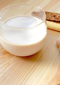 ハニーホットミルク