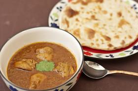 固形ルー不使用 インド家庭 チキンカレー
