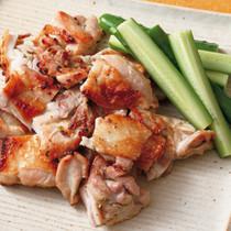 鶏肉のゆずこしょう焼き