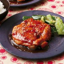 鶏肉の名古屋風照り焼き