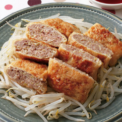 カリカリ油揚げ餃子