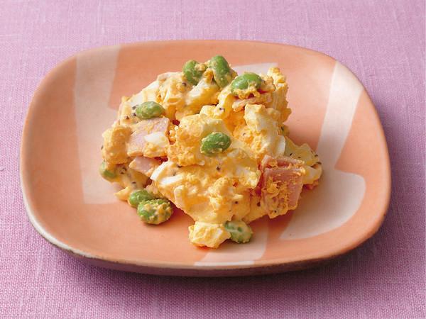 シンプル卵サラダ