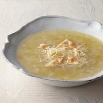 ねぎのチーズスープ