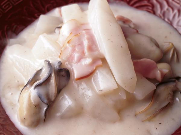 大根とかきのクリーム煮