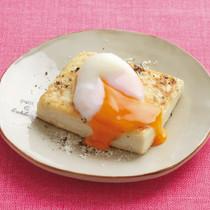 豆腐のソテー カルボナーラ風