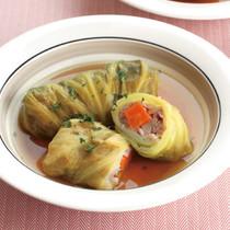 豚バラロールキャベツのカレースープ煮