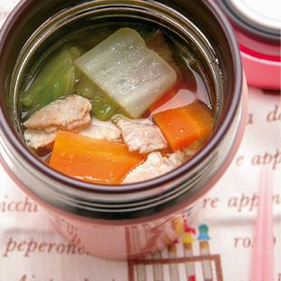 白菜と豚肉の洋風煮