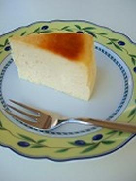 大好評!簡単!ベークドチーズケーキ