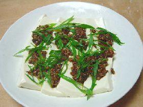 中華味で低カロリー♪お豆腐料理