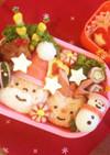 Xmas santa☆クリスマス弁当