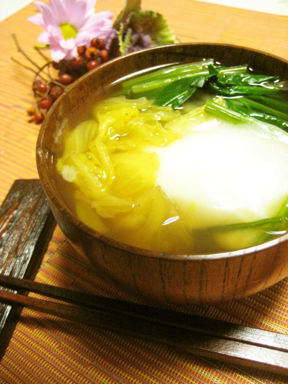 簡単☆お正月◇お雑煮◇(岐阜県美濃地方)