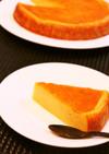 ❀柿とヨーグルトのノンオイルケーキ❀