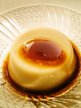 簡単デザート♪豆乳ブランマンジェ