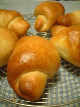 ほんのり甘い★ロールパン