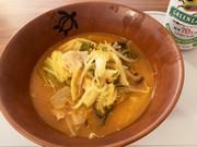 素要らずの断然手作り♡キムチチゲ・鍋の写真
