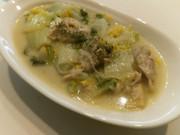 トムカーガイ 鶏のココナッツミルクスープの写真