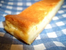 じっとガマン!のチーズケーキ