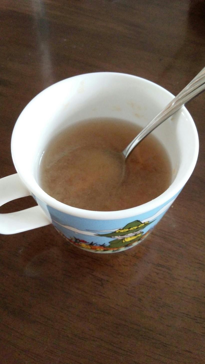 風邪の予防に◇梅湯・梅茶◇寒気、喉の痛み