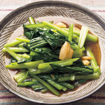 中華青菜炒め